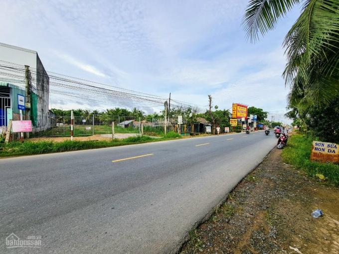 Đất mặt tiền QL57B, xã An Hóa, H. Châu Thành, Bến Tre, 1787m2, SHR ảnh 0