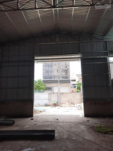 Cho thuê kho mặt tiền đường Phan Huy Ích. DT 2 kho gộp lại 1800m2 ảnh 0