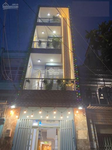 Nhà 1/ Trịnh Đình Trọng 3.3x17m, trệt 3 lầu, 6PN - 4WC, BTCT - SHR - 7,3 tỷ ảnh 0