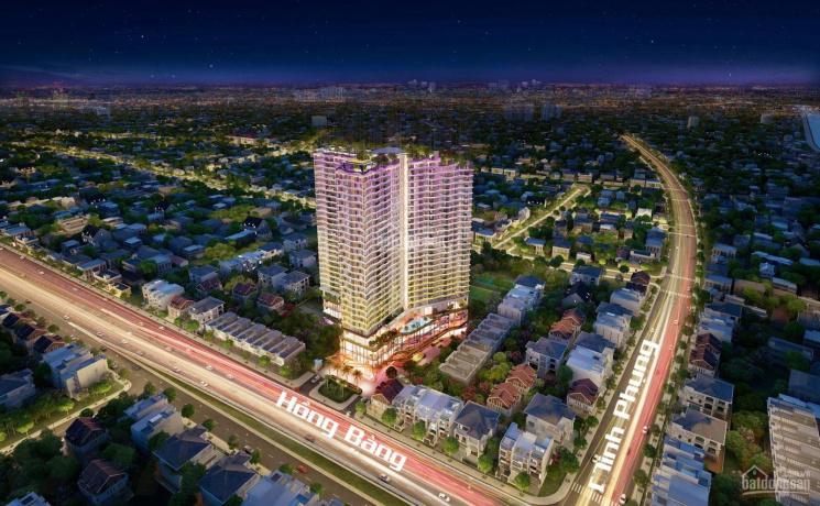 Sở hữu căn hộ cao cấp MT đường Hồng Bàng chỉ với 1tỷ2 và HTLS 0% lên đến 18 tháng LH: 0902814553 ảnh 0