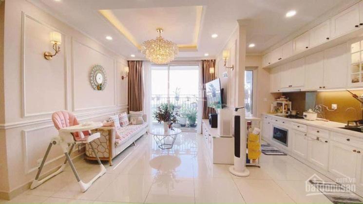 Xuống giá 4,650 tỷ căn hộ CC Rivera Park, Thành Thái Q10. Căn góc 78m2, 2PN 2WC, cam kết giá thật ảnh 0