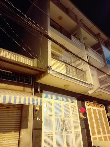 Bán nhà đường 64 Bình Phú, phường 10, quận 6, 1 trệt 2 lầu sân thượng, tiện ích xung quanh đầy đủ ảnh 0