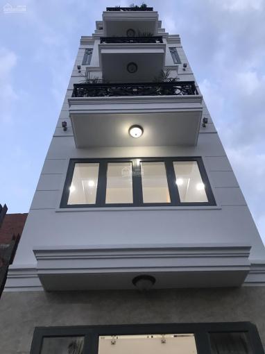 Bán nhà 5 tầng có thang máy đường Hà Huy Giáp, thanh toán 1,5 tỷ vào ở ngay ảnh 0