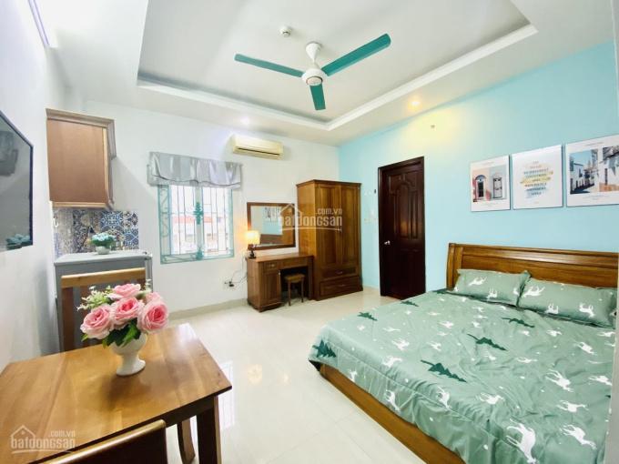 Căn hộ cửa sổ siêu rộng nội thất cao cấp đằng cấp 5 sao Trần Quang Diệu - Lê Văn Sỹ, Quận 3 ảnh 0