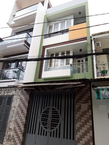 Bán nhà 1/ hẻm 118 Huỳnh Thiện Lộc, 4x16.5m vuông vức, đúc 3.5 tấm, giá 7.7 tỷ TL ảnh 0