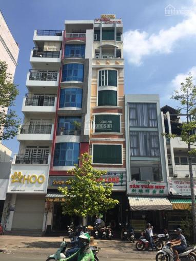 Bàn nhà 2 MT (trước - sau) Đường Trần Phú, Quận 5 (4 x 20m) nhà 6 lầu sân thượng HĐ thuê 90 triệu ảnh 0