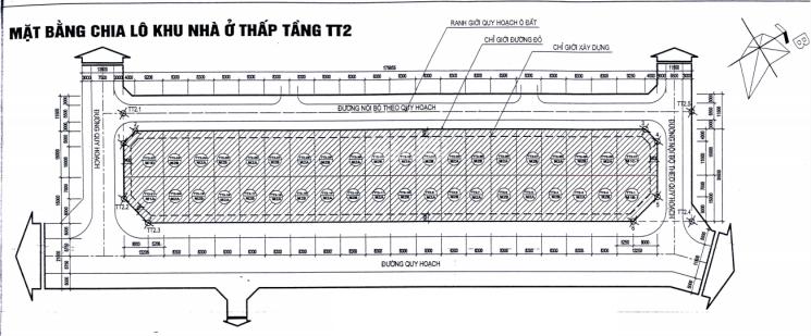 Bán biệt thự song lập Đại Kim, Nguyễn Xiển. Khu TT2, 124m2, cửa Tây Bắc, 14.5 tỷ, LH 0989608071 ảnh 0