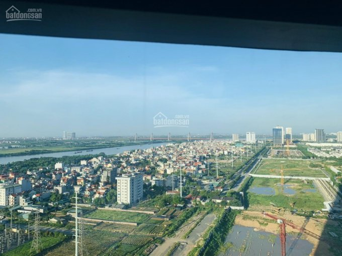 Bán căn hộ rộng và đẹp nhất 3PN 124m2, tầng cao view golf, sông Hồng, 4,7 tỷ bao phí ảnh 0