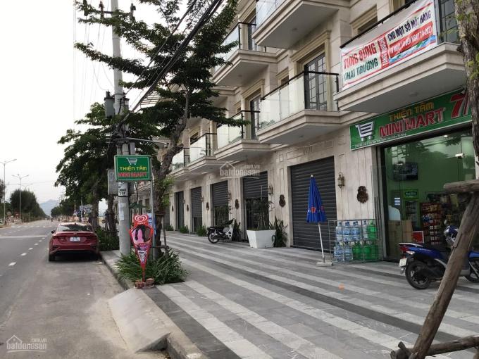 Cần bán căn shophouse, trục đường Mê Linh, view hồ Bàu Tràm giá sập hầm cho vay 3 bên, 0935036578 ảnh 0