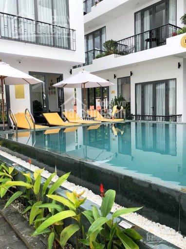 Cần bán Villa mặt tiền biển Nguyễn Phan Vinh, bãi biển An Bàng Hội An - LH 0912418581 ảnh 0