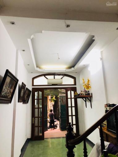 Cho thuê nhà riêng đường Giáp Bát - Kim Đồng, nhà 35m2 x 4 tầng, giá 8 triệu/tháng ảnh 0