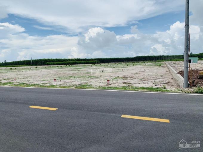 Còn vài nền vị trí đẹp MT nhựa 12m, (5x25m) có sổ, TC tại KDC sân bay Hồ Tràm, tiềm năng rất tốt ảnh 0