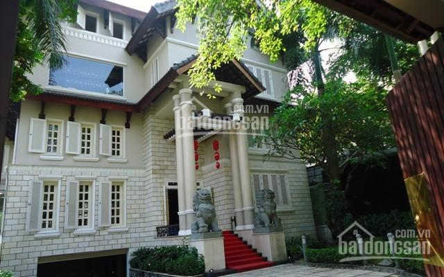 Chính chủ bán biệt thự sân vườn cao cấp Hồ Văn Huê, 7.8m x 17m, 120m2 Q. Phú Nhuận. Giá 23.5 tỷ ảnh 0