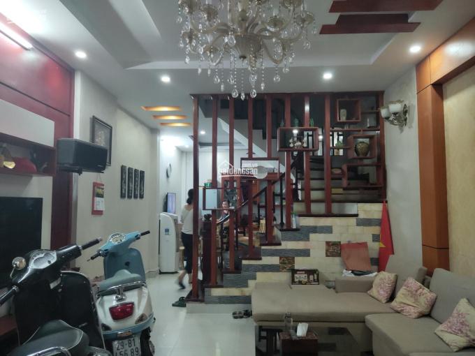 Chính chủ cần bán nhà mặt ngõ 639 Hoàng Hoa Thám DT 58 m2, MT 4,8m ngõ thông giá 80 tr/m2 ảnh 0
