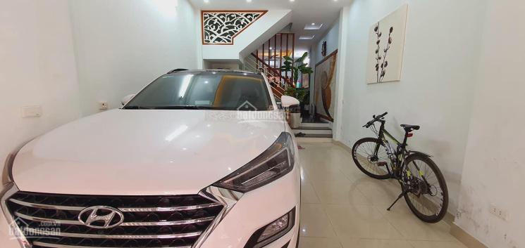 Nhà siêu đẹp, phân lô, ô tô đỗ 24/7, vỉa hè, đường Nguyễn Xiển, nội thất gỗ sang trọng, giá 10 tỷ ảnh 0