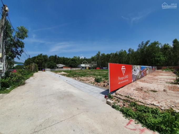 Chính chủ kẹt tiền bán 3 lô đất Tân Hòa, Phú Mỹ, sổ riêng thổ cư 100m2, liên hệ 0909877059 ảnh 0