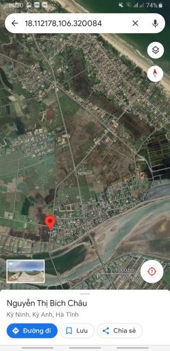 Bán đất biển Kỳ Ninh - Kỳ Anh giá 550 triệu ảnh 0