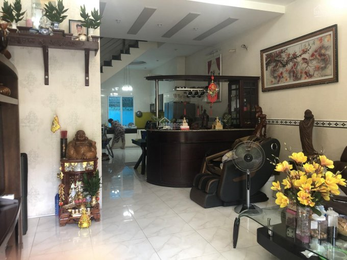 Bán biệt thự liên kế vườn đã hoàn thiện giá chỉ 5,2 tỷ tại Oasis, Thuận An, Bình Dương ảnh 0