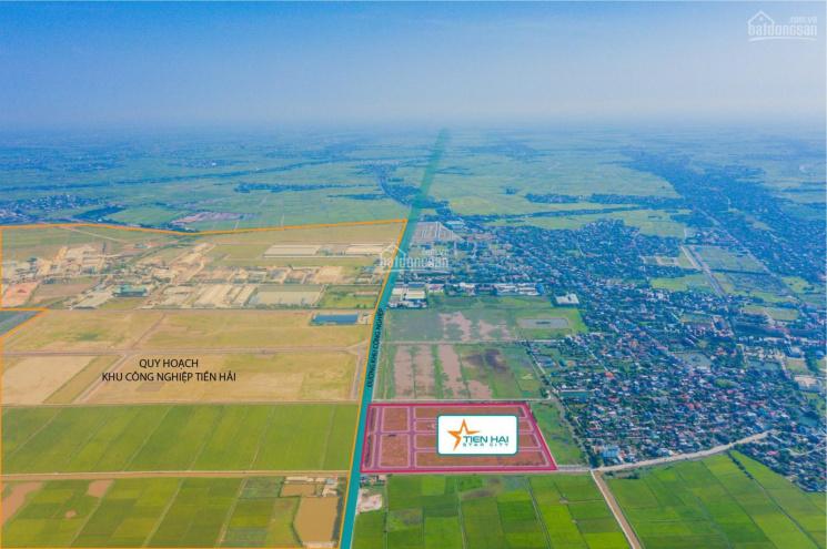 Còn vài lô giá đầu tư, tiền Hải Star City - Đất nền sổ đỏ, chỉ từ 16tr/m2, đối diện khu CN mở rộng ảnh 0