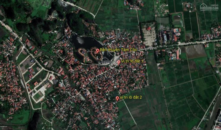 Bán đất mặt tiền kinh doanh đối diện bến đò Tam Cốc - Ninh Bình, đất ở gần bến đò hơn 700 triệu ảnh 0