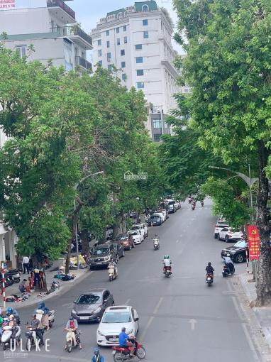 Bán nhà mặt phố Yên Phụ, Thanh Niên DT 90m2, xây 5 tầng, MT 4.5m, 2 thoáng giá 26 tỷ. LH 0968990560 ảnh 0
