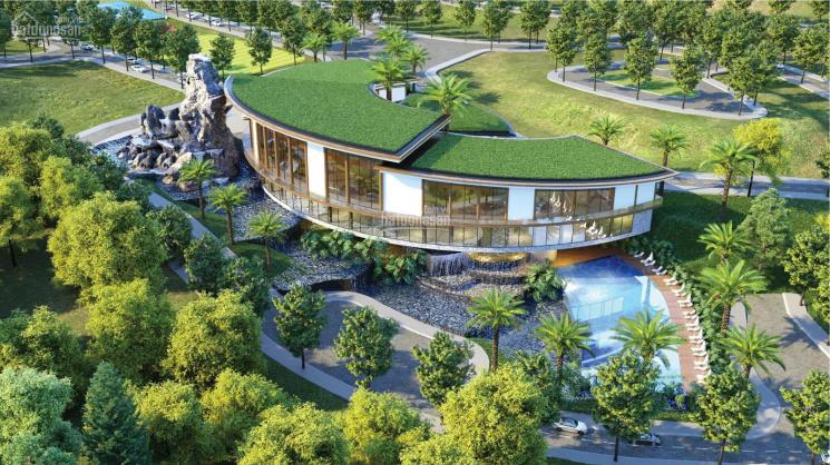 Biệt thự sinh thái Xanh Villas, 258m2 giá đất 8tỷ. Sổ đỏ từng lô, hỗ trợ vay 24 tháng 0% LS, CK 11% ảnh 0
