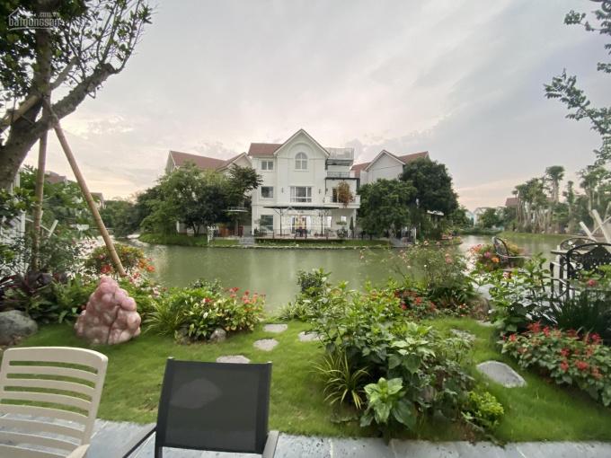 Bán đơn lập Hoa Lan 6, 291m2, 33.5 tỷ, HT nội thất sang trọng, tiểu cảnh sân vườn, view ngã 3 sông ảnh 0
