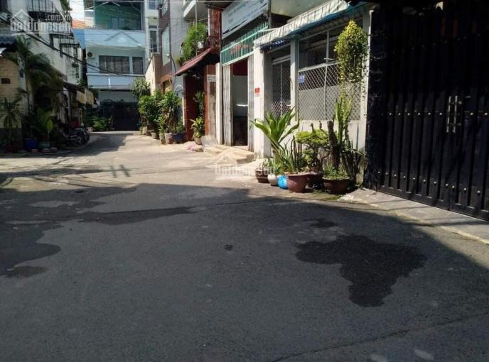 Về quê tránh dịch bán nhà CN 65m2 HXH ngay Lê Văn Thọ, (4.5x17), nhà C4 mới tinh ảnh 0