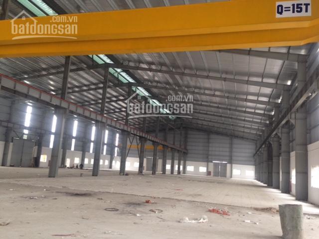Cho thuê kho xưởng DT 800m2 - 1300m2 - 2300m2 tại KCN Quất Động, Thường Tín, Hà Nội. LH 0979929686 ảnh 0