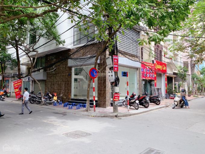 Cho thuê MBKD, cửa hàng tầng 1 vuông 46m2, MT 5,5m tại ngã tư Nguyễn Khánh Toàn ảnh 0