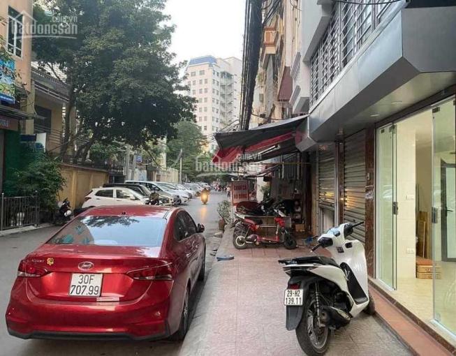 Đại Cồ Việt - mặt tiền khủng - vỉa hè rộng - đường ô tô tránh - kinh doanh đỉnh ảnh 0
