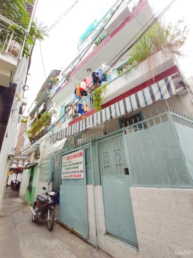 Bán nhà 2MT hẻm 4m Phan Đình Phùng nở hậu, giá rẻ ảnh 0