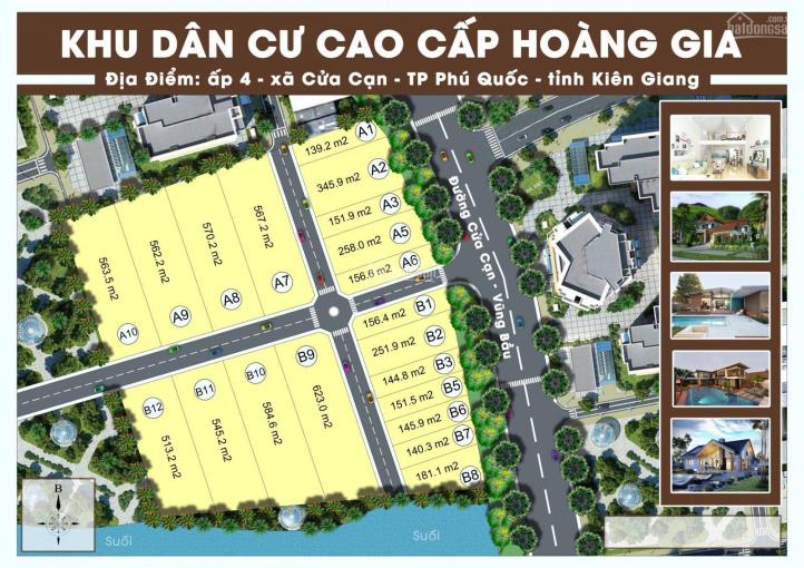 PhuQuocLand ra mắt dự án KDC cao cấp Hoàng Gia khu đô thị Cửa Cạn TP Phú Quốc, LH 0906.95.96.97 ảnh 0