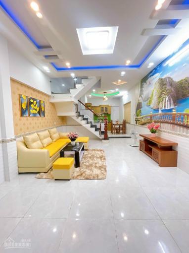 Bán nhà 3 tầng vị trí vàng mặt tiền Cô Giang, Quận 1 (4x19,4m) ảnh 0