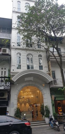 Cần bán căn nhà mặt Phố Huế, sổ đỏ chính chủ, diện tích 100m2 xây dựng 4 tầng, giá 34 tỷ ảnh 0