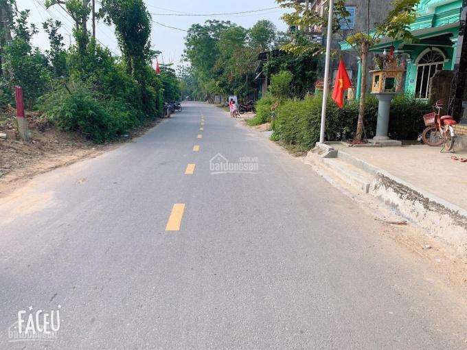 Đất hiếm mặt tiền Lý Thần Tông, Hương An. Giá cực rẻ trước khi sáp nhập vào TP Huế ảnh 0