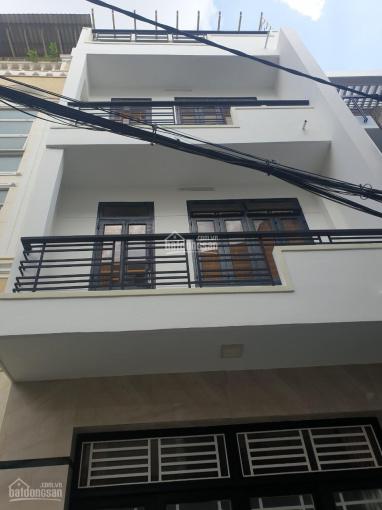 Bán nhà hẻm XH Chu Văn An, Phường 12, Quận Bình Thạnh DT: 4,72x11m nhà 2 lầu giá 7,5 tỷ ảnh 0
