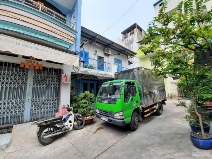 Bán nhà 4 tấm hẻm xe tải Lò Siêu, P8, Q11. DT: 4x16m ảnh 0