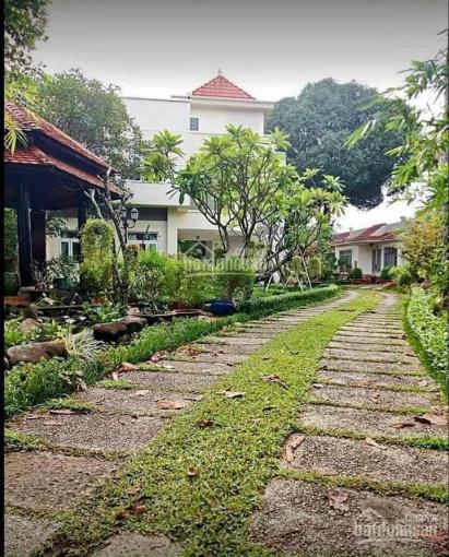 Cho thuê sân vườn villa phường Phú Mỹ 2PN, đầy đủ nội thất sân đậu xe oto ảnh 0