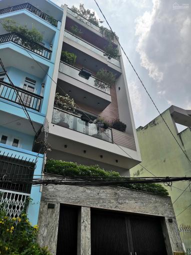 Bán nhanh nhà 6 tầng đường Cao Thắng, Q. 10, HXH 7m, hẻm thông CN: Trên 100m2 giá: 23 tỷ ảnh 0