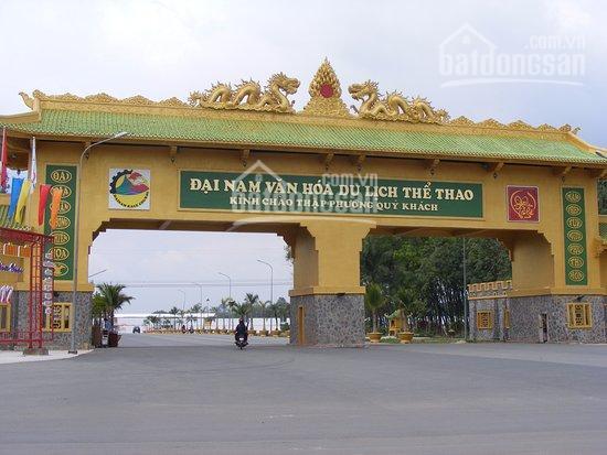 Đất mặt tiền nhựa 5m dân kín ngay cổng KDL Đại Nam Văn Hiến chỉ 8.7tr/m2, DT 5x45m thổ cư 62m2 ảnh 0