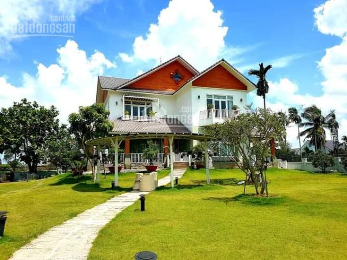 Bán siêu biệt thự Hưng Định, TP Thuận An, Bình Dương, 5000m2, 4 tầng, giá 55 tỷ ảnh 0