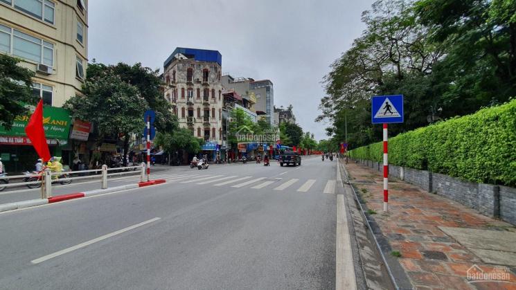 Bán nhà mặt phố Nguyễn Lương Bằng, Đống Đa, DT 100m2, MT 4,6m, vỉa hè rộng, KD, giá 22,5 tỷ ảnh 0