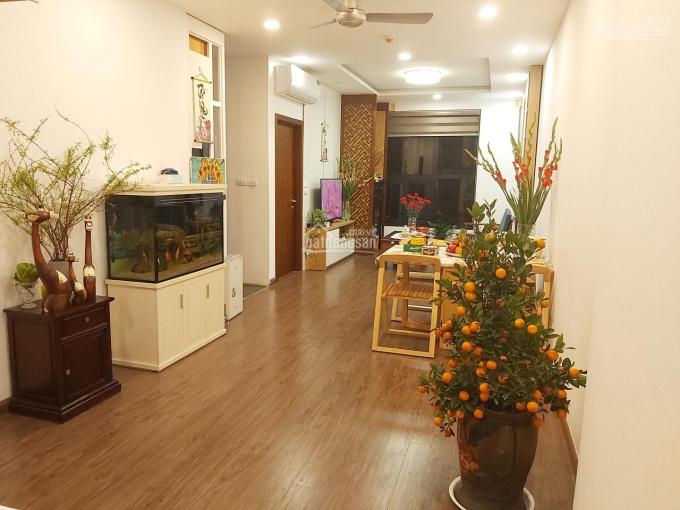 Bán căn hộ 2 ngủ, view bán đảo hồ, full nội thất, căn 1703A  tòa Eco Lake View, 74.4m2 0962978448 ảnh 0