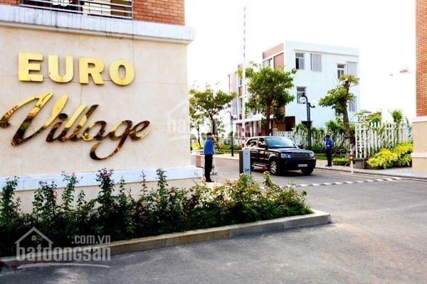 Hạ giá rẻ bán gấp trong tuần nhà phố Euro Village 1 view sông Hàn, 3 tầng 100m2 đất, LH 0777518814 ảnh 0