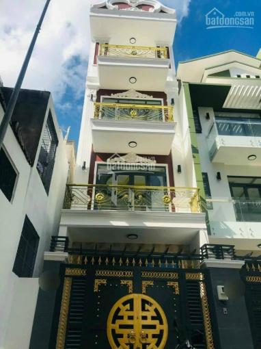 Cho thuê nhà MTNB 12m P. Tân Thành, Độc Lập, DT: 4x15m, 4 tấm đẹp ảnh 0