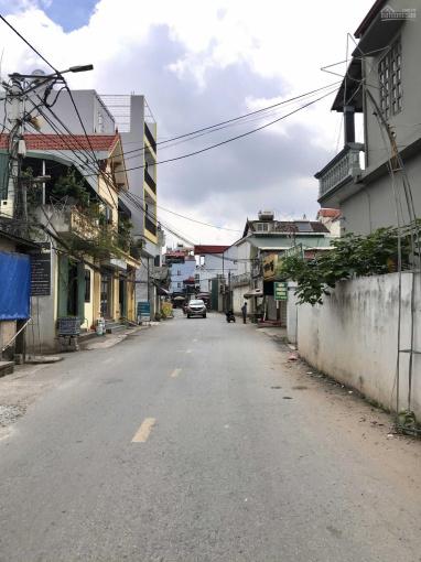 Bán đất 115m2, mặt tiền 8m Ninh Sở, Thường Tín ảnh 0