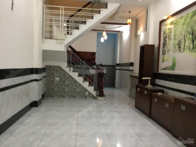 Cho thuê nhà trệt hai lầu hẻm nhựa 7m, DT 4x15, ngay Huỳnh Thị Hai vào giá 8tr/ tháng LH 0919147835 ảnh 0