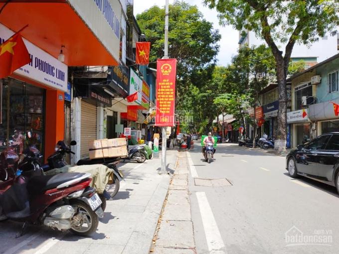 Cần bán nhà mặt phố Đội Cấn - Lô góc - Đường 2 chiều - Diện tích: 85m2 - Mặt tiền: 6,2m - Vỉa hè 3m ảnh 0