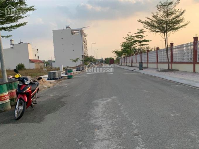 Tôi kẹt tiền bán gấp đất KDC Tân Đô, Hương Sen Garden lô góc 8mx21m giá rẻ hơn cty. LH 0938322312 ảnh 0